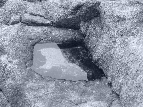 Gratis arkivbilde med eau, extérieur, granitt, reflets