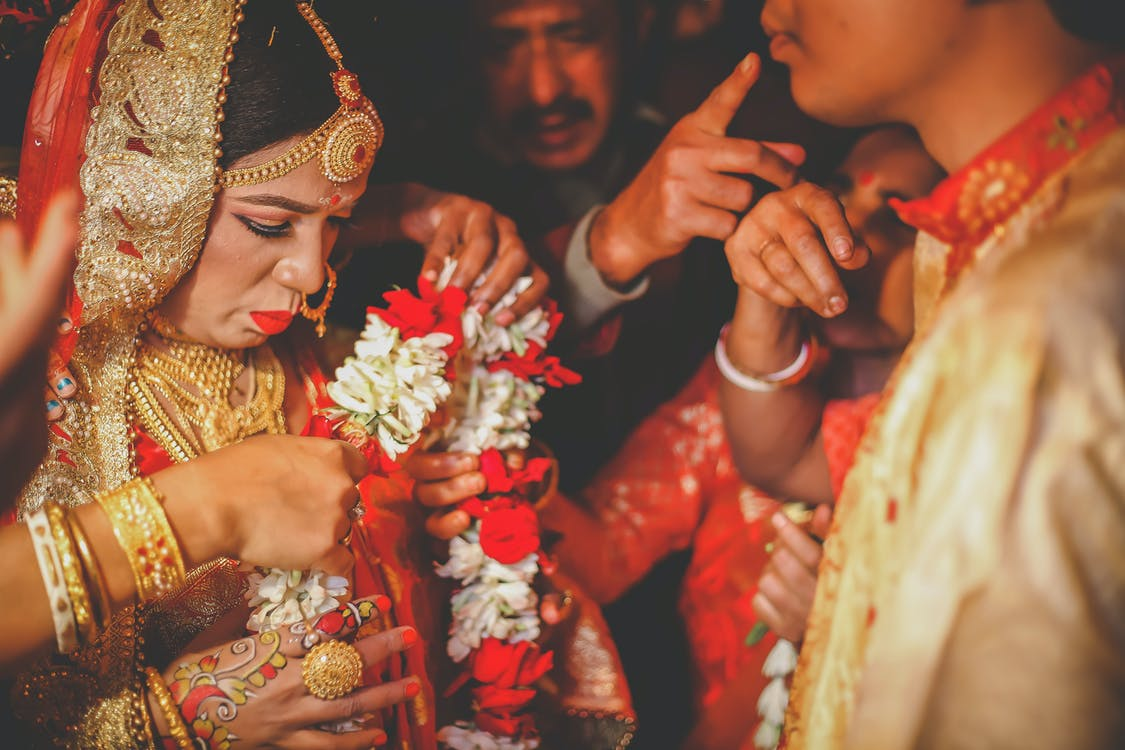 Boda, hinduismo
