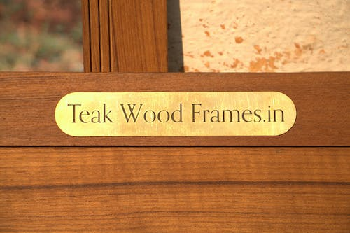 Free stock photo of teak wood frames, teak wood photo frames, wooden frame