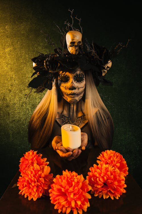 Free stock photo of calavera, catrina, day of the death