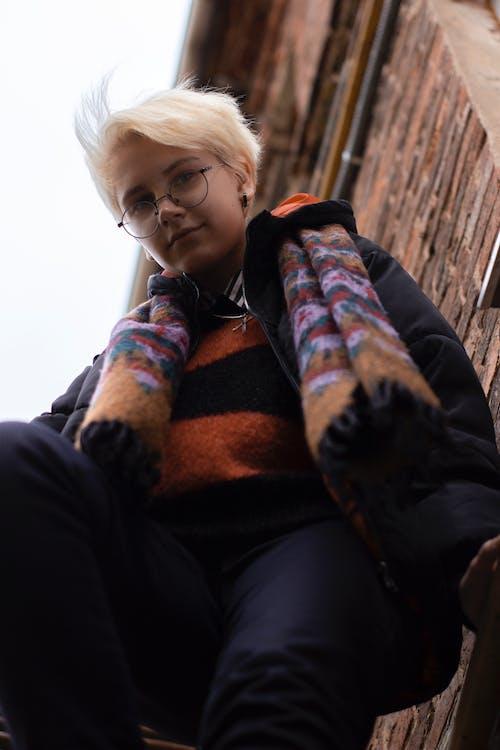 Foto profissional grátis de retrato de rua, портрет