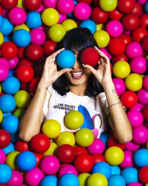Gratis stockfoto met ballen, blij, blijdschap, casual