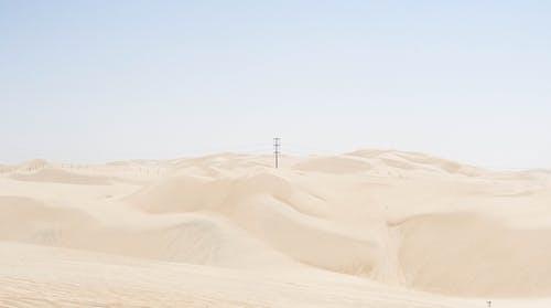 乾旱, 乾的, 地平線, 廣大 的 免费素材照片