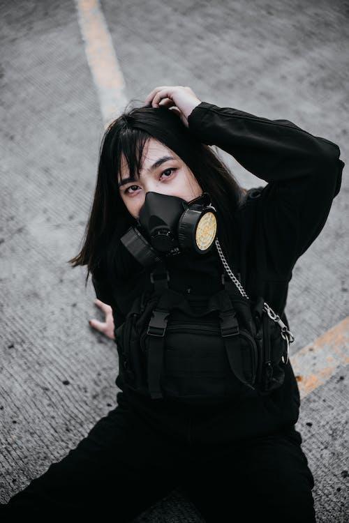 アウトドア, アジアの女性, おしゃれ, カジュアルの無料の写真素材