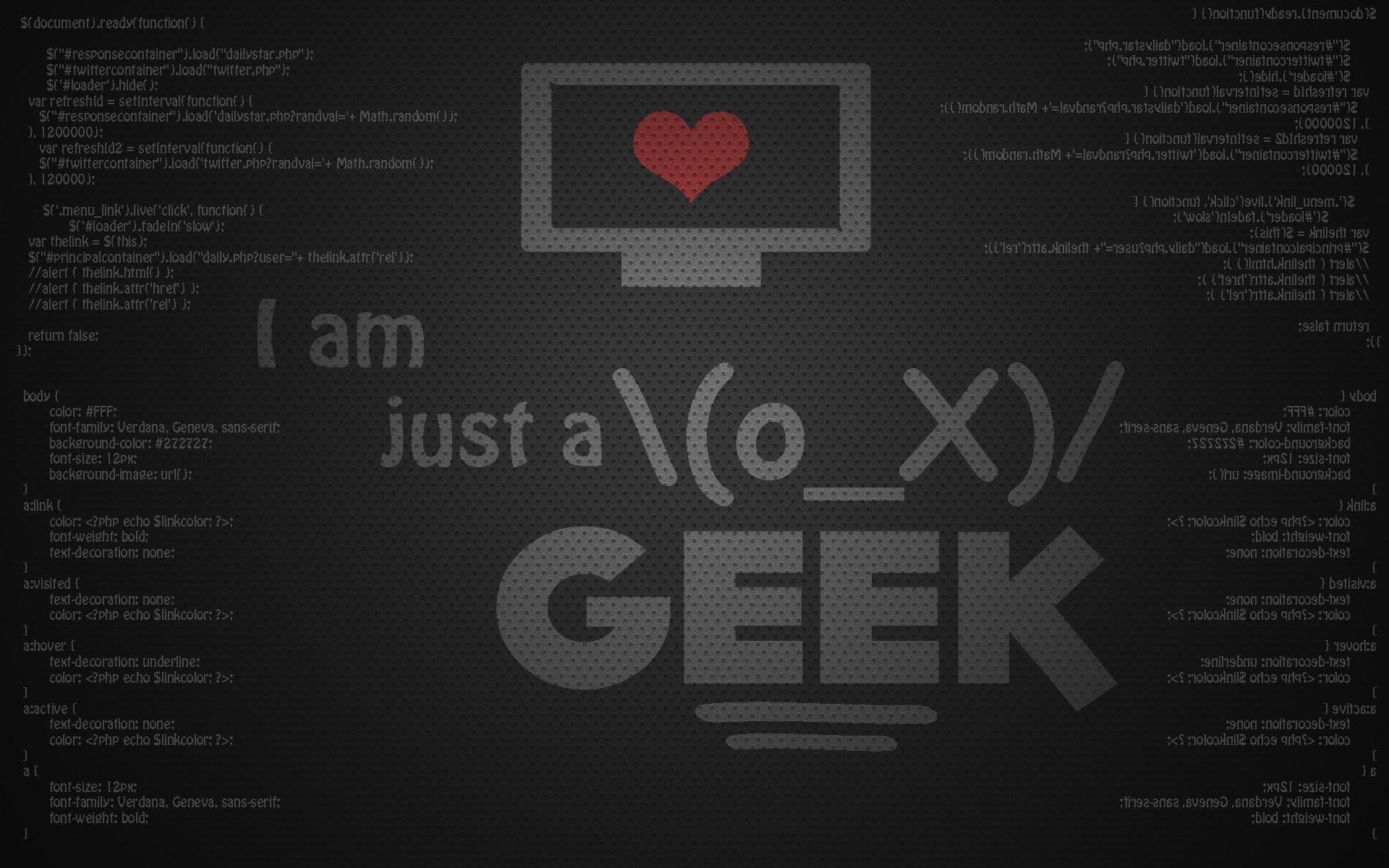 code, coding, geek