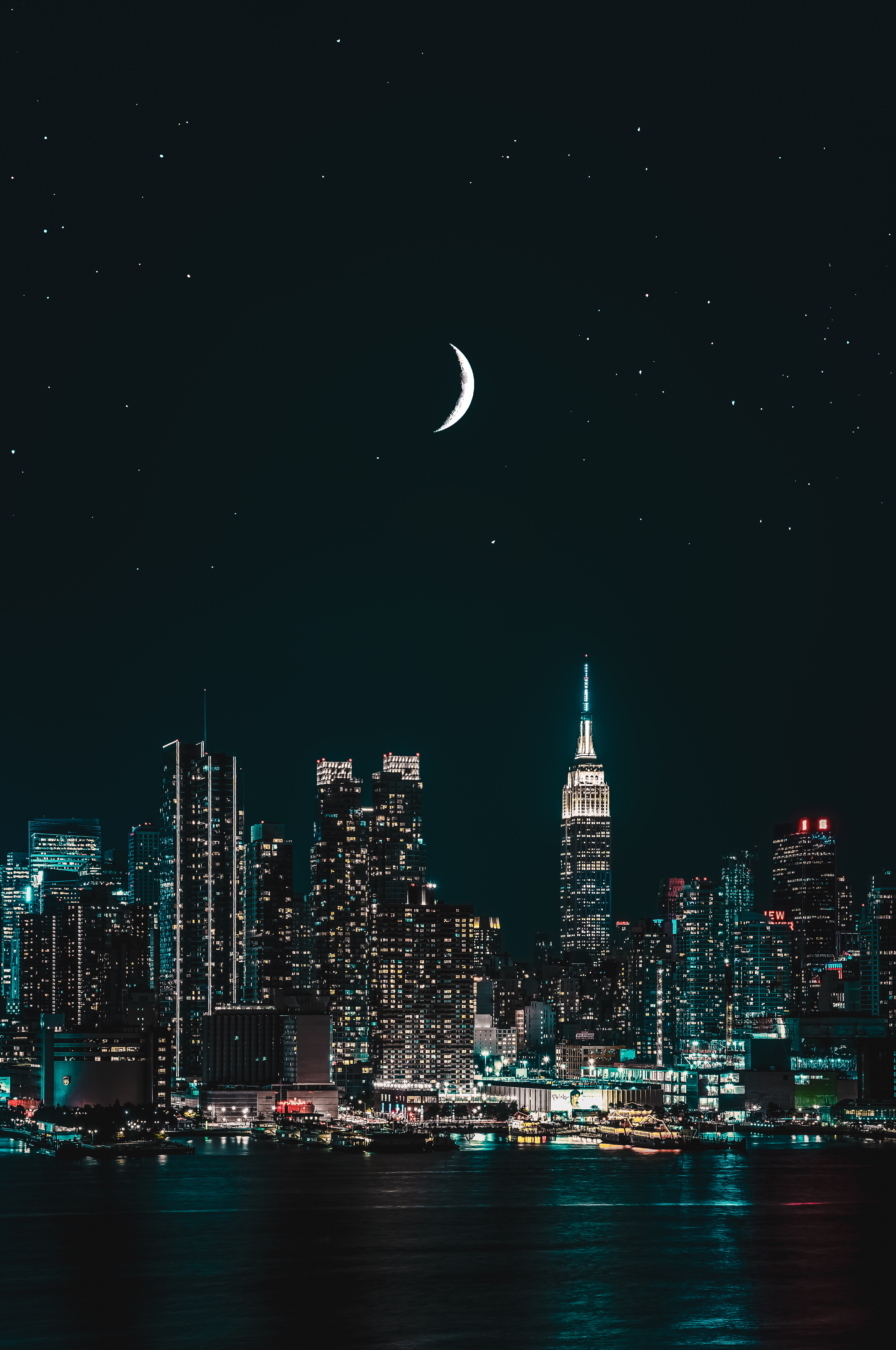 Skyline Photography of Buildings