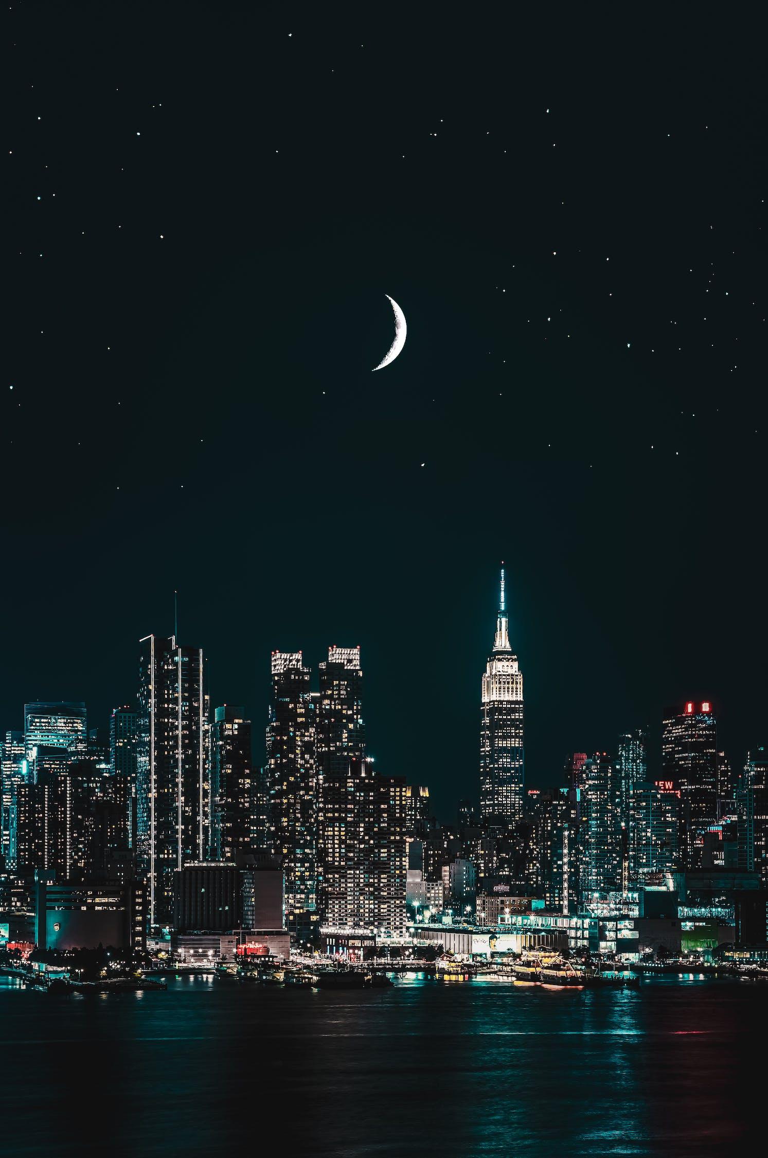 """""""双星伴月""""来了!明天凌晨4点上演:肉眼可见"""
