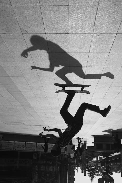 skate, активный отдых, баланс
