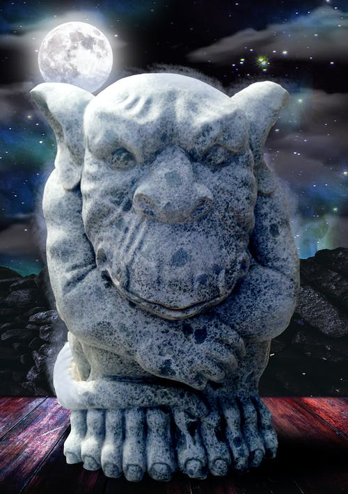 คลังภาพถ่ายฟรี ของ น่ากลัว, ปิศาจ, สัตว์ประหลาด, ฮาโลวีน