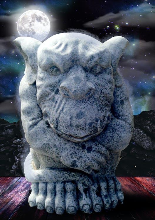 Imagine de stoc gratuită din demon, Halloween, înfricoșător