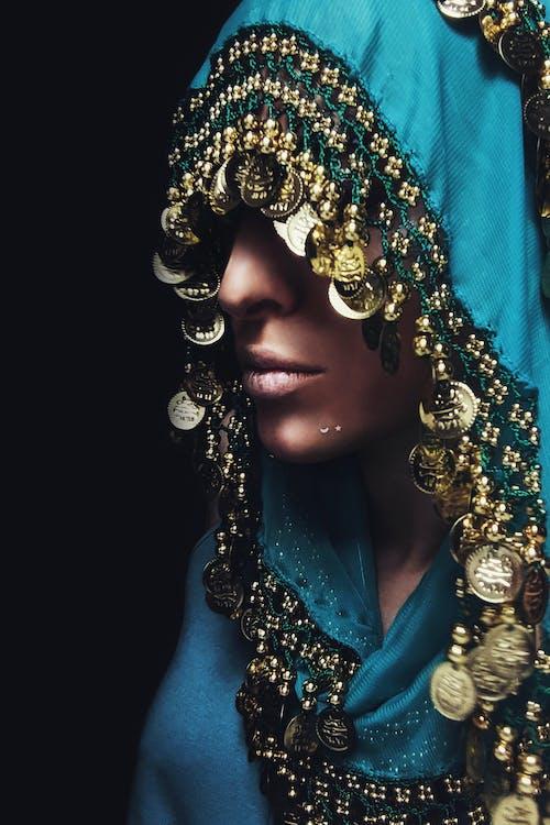 คลังภาพถ่ายฟรี ของ กายสิทธิ์, ทอง, นักเต้น, ผู้หญิง