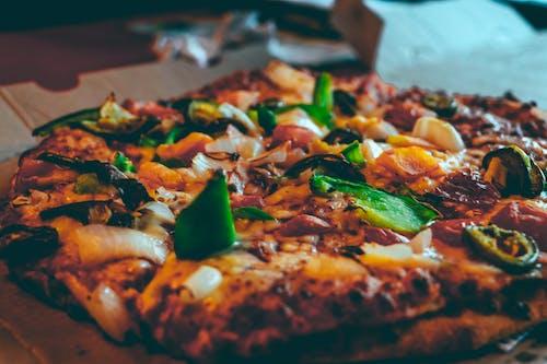 Immagine gratuita di cibo asiatico, fare la pizza, fast food, food court