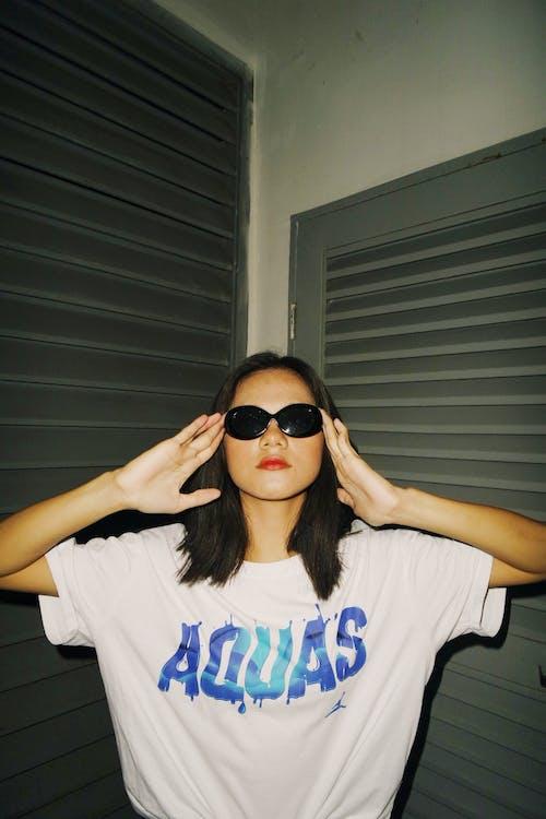 Základová fotografie zdarma na téma asiatka, asijská holka, brýle, hezký