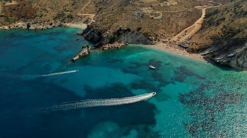 @ r.fera_, Arnavutluk, deniz, drone içeren Ücretsiz stok fotoğraf