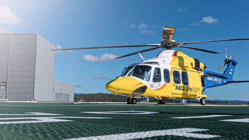 Free stock photo of air rescue, aviation, AW139, helicopter