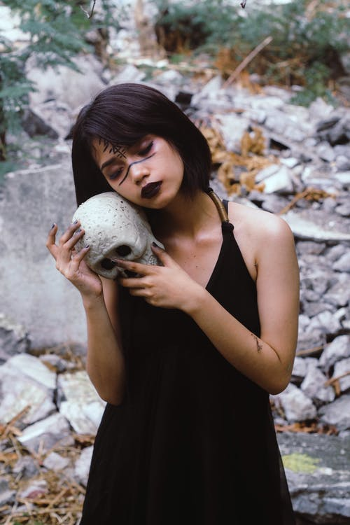 Foto d'estoc gratuïta de a l'aire lliure, artesania de bruixes, broma o regal, bruixa