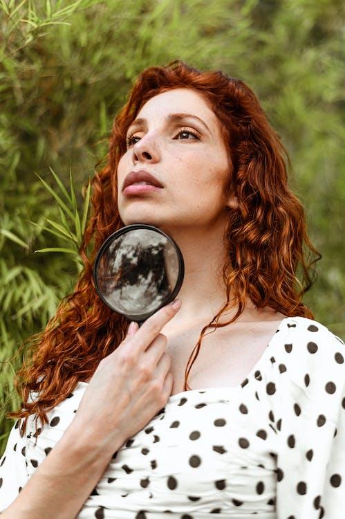 50 mm, dziewczyna, fotografia portretowa
