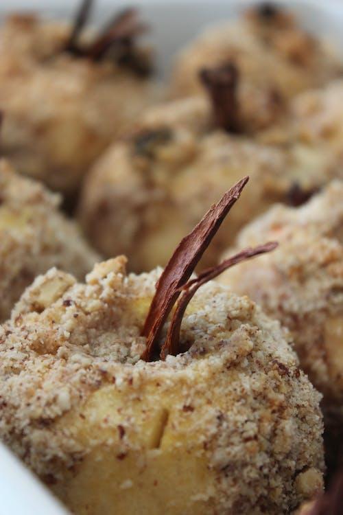 Free stock photo of cinnamon, eating, fingerfood