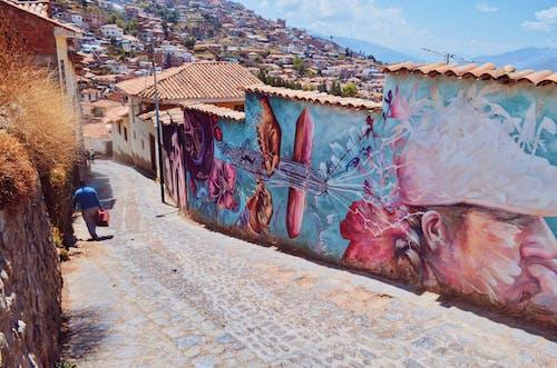 Ilmainen kuvapankkikuva tunnisteilla cusco, cuzco, kävely, kylä