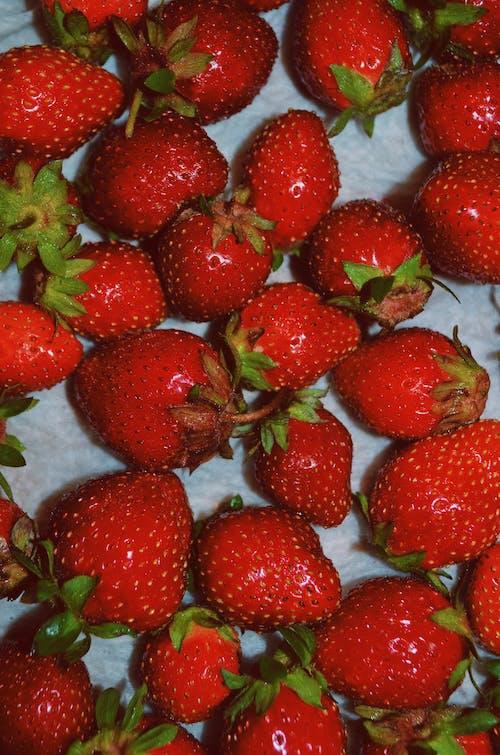 Ilmainen kuvapankkikuva tunnisteilla hedelmä, mansikat, mansikka, marja