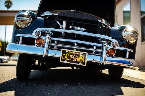 Foto stok gratis california, hotrod, mobil khusus, mobil klasik