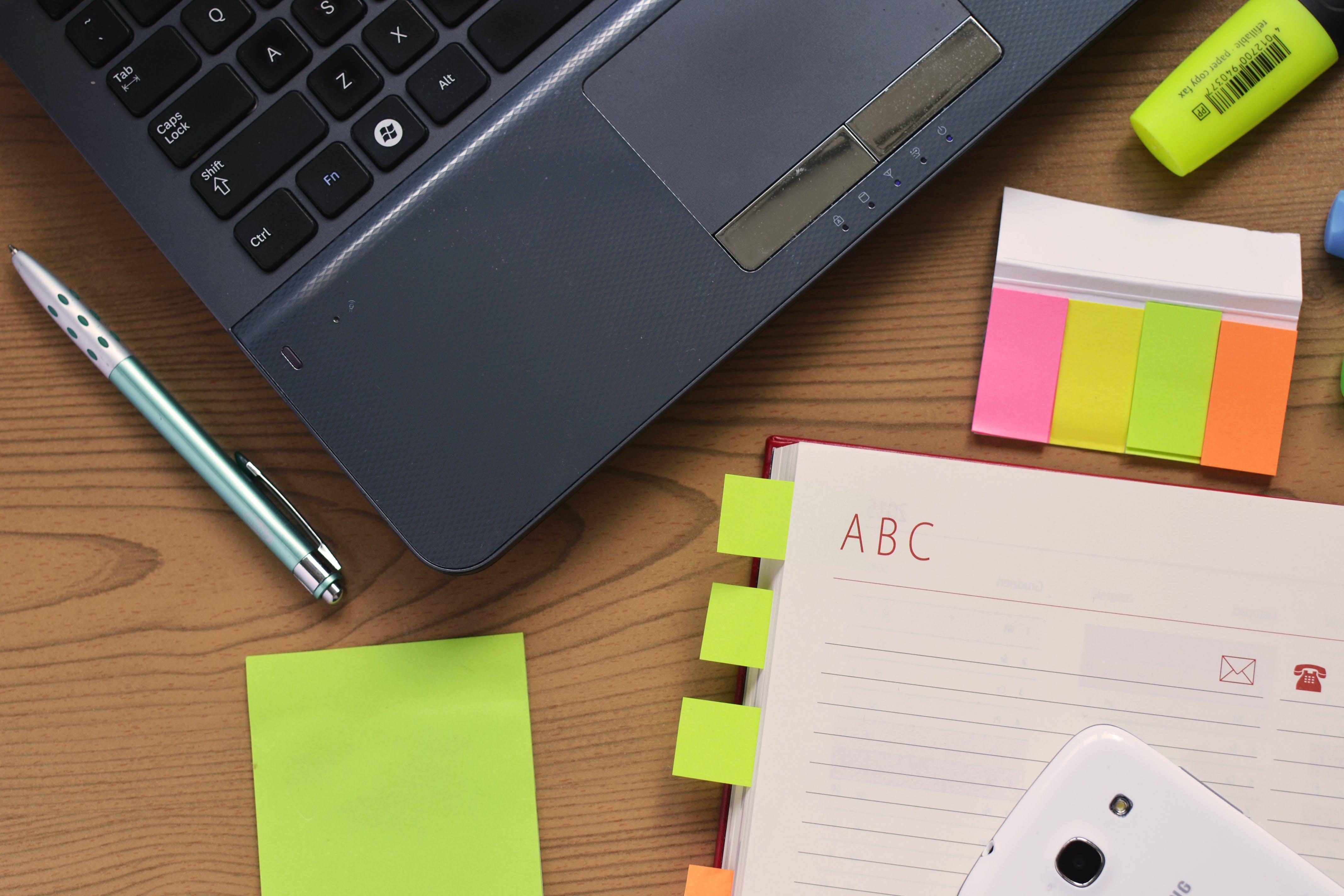 desk, laptop, microsoft