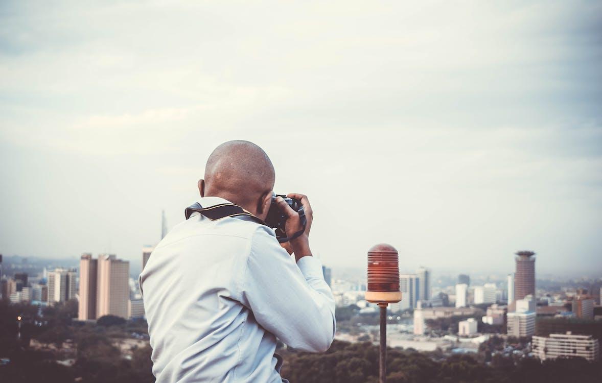 Free stock photo of africa, city, city life