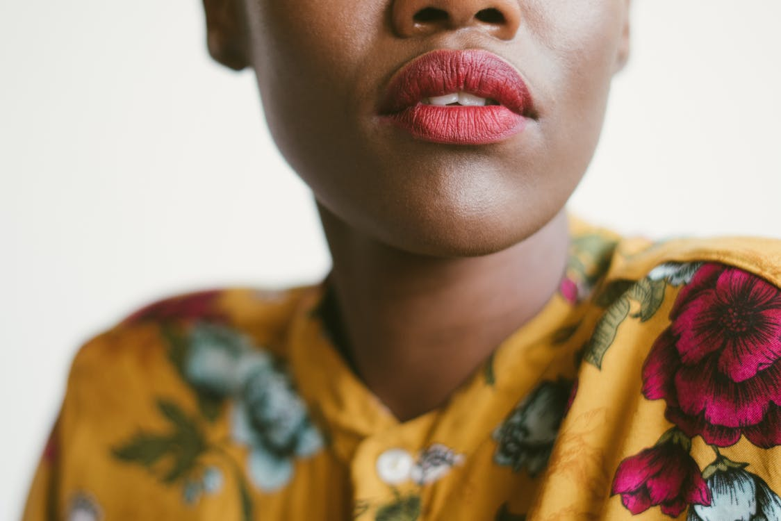 Close Upfoto Van Persoon