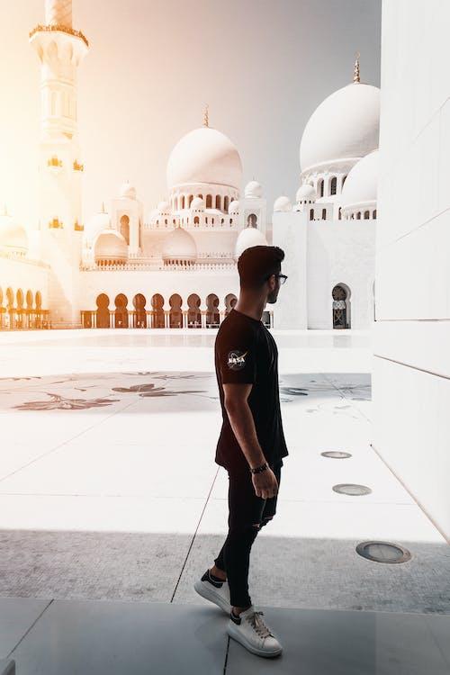 Gratis lagerfoto af abu dhabi, blogger, Dubai, fotomodel