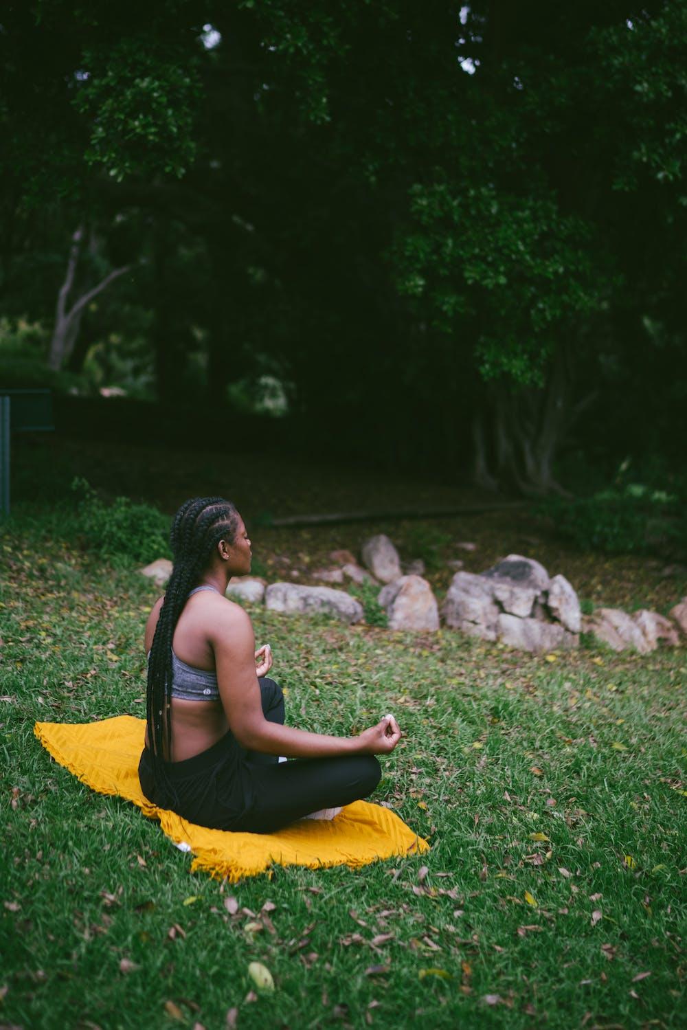 Types of Yoga Pose