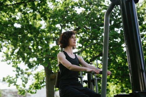 人, 休閒, 伸展, 健身 的 免费素材照片