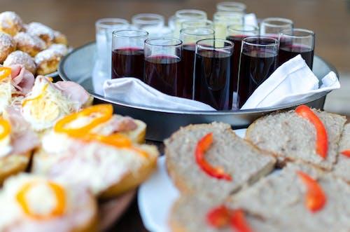 Δωρεάν στοκ φωτογραφιών με catering, αλκοόλ, αλοιφή, αναψυκτικό