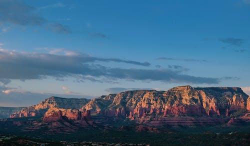 Ilmainen kuvapankkikuva tunnisteilla arizona, auringonlasku, maisema-valokuvaus, punakivi