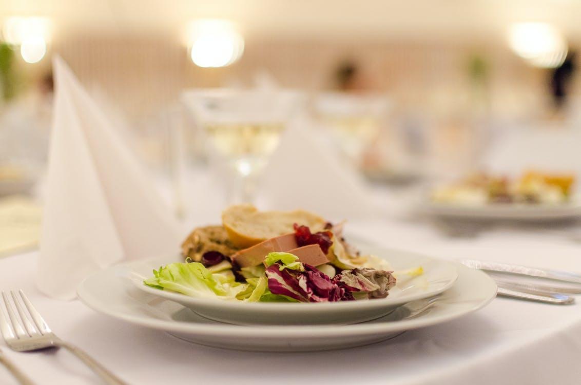 bestik, borddækning, Bordservice