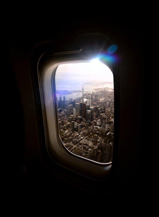 กลางวัน, การท่องเที่ยว, การบิน