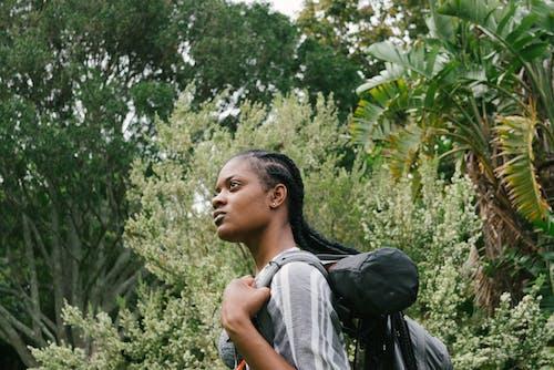 Imagine de stoc gratuită din ademenitor, adult, afară, afro