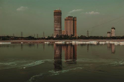 Foto profissional grátis de arquitetura. cidade, construção, Índia, noida