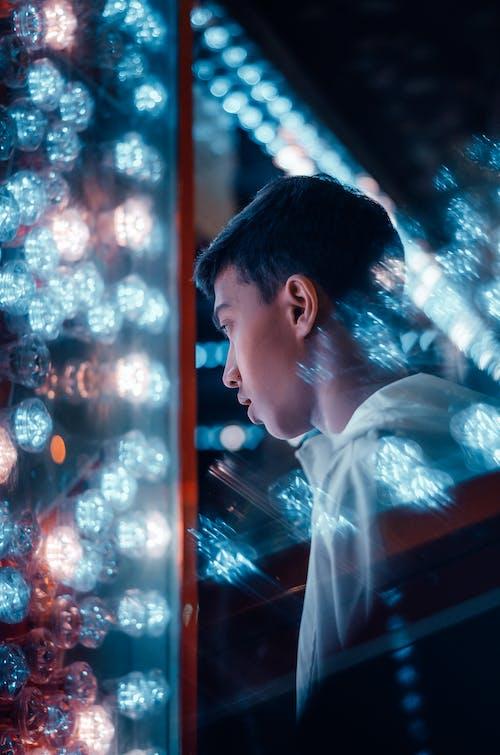 Základová fotografie zdarma na téma 50mm, dospívající, lunapark, na výšku