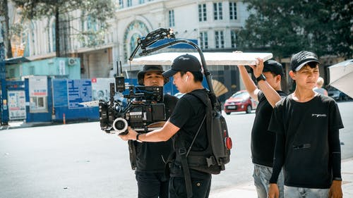 Безкоштовне стокове фото на тему «відеозйомка, обладнання камери»