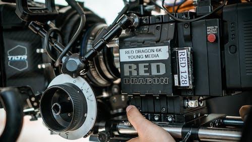 Fotos de stock gratuitas de cámara, camara de video, camarógrafo, cineasta