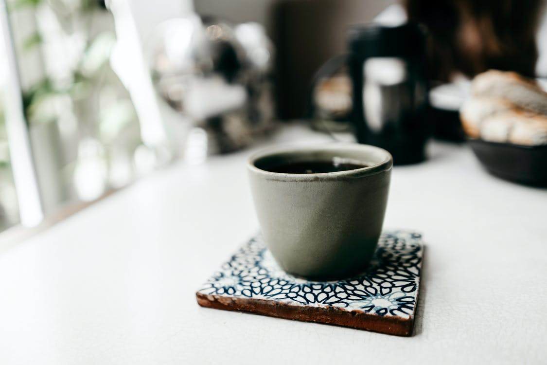 Close-Up Photo of Coffee in Mug