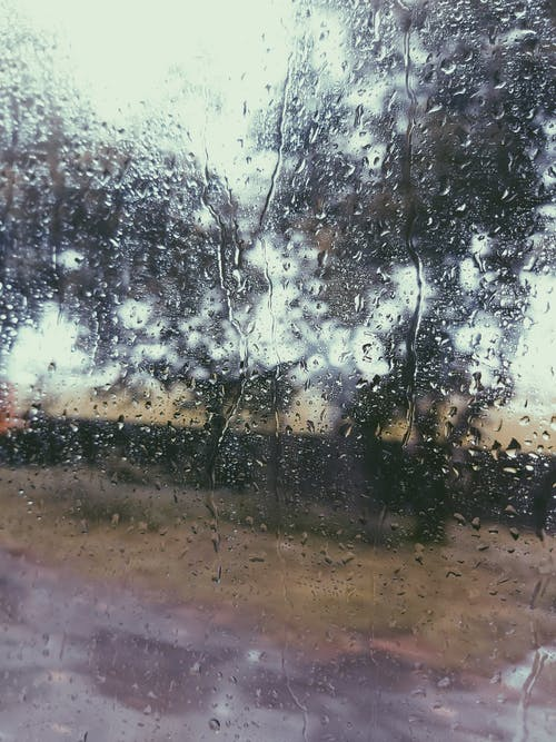 Gratis arkivbilde med fuktig, mønster, regndråper, regne