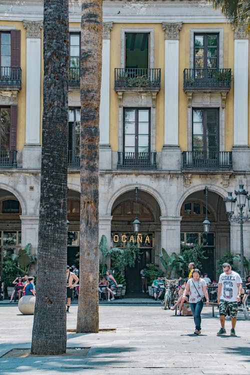 古城, 城市, 城市生活, 巴賽隆納 的 免费素材照片