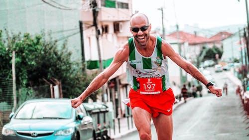 Ảnh lưu trữ miễn phí về cố gắng, cuộc đua (cạnh tranh), Đàn ông, đang chạy