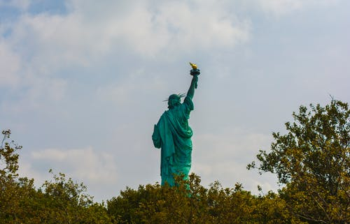 Free stock photo of new york, Statue of Liberty