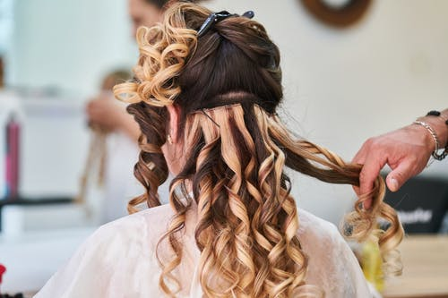 Photo of Woman's Hairstyle