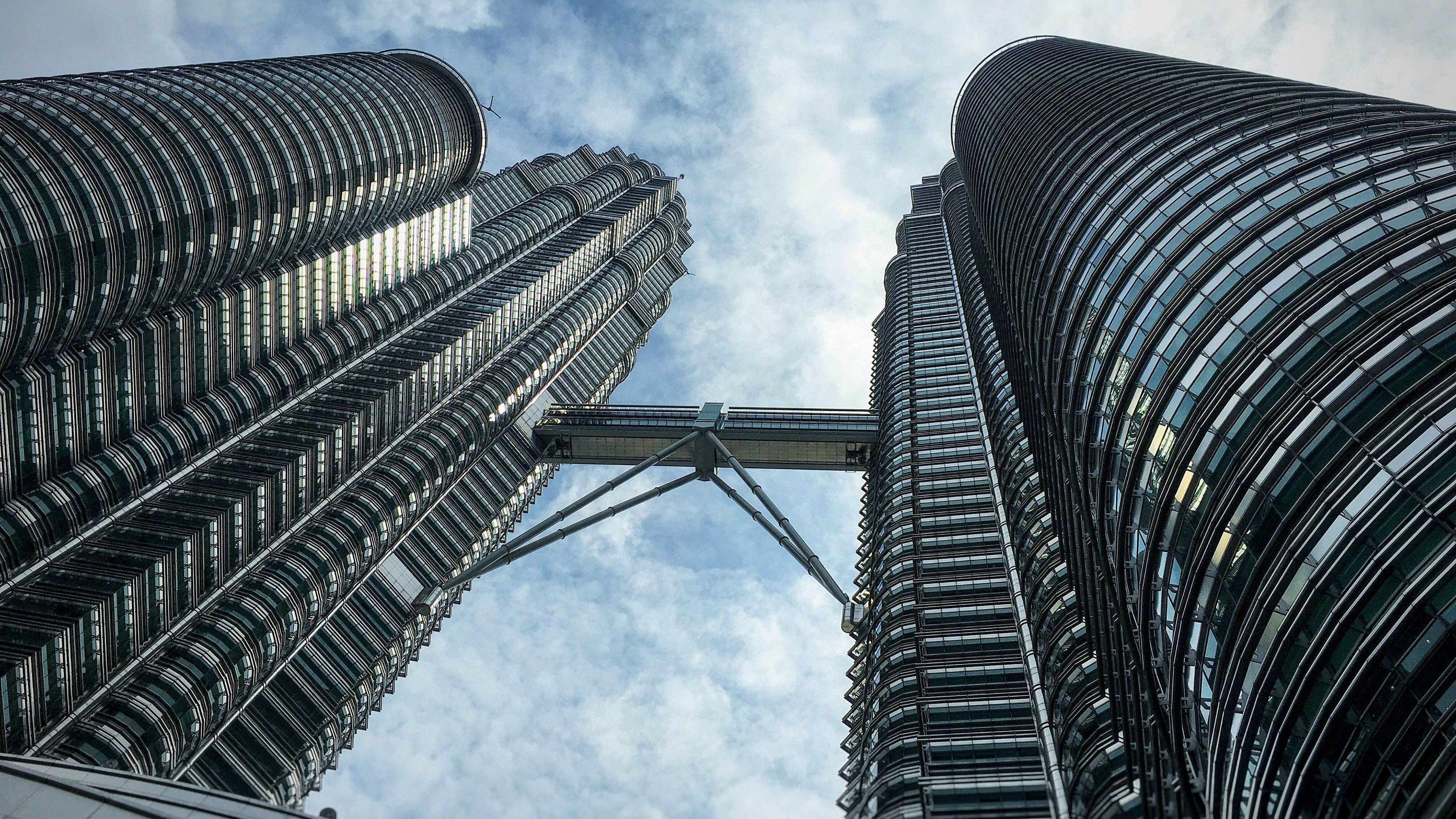 Low-angle Photography of Petronas Towers, Malaysia
