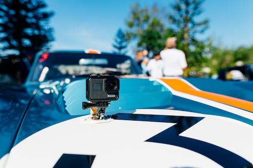 Photos gratuites de appareil photo, brouiller, capot, dispositif