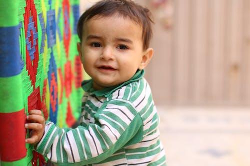 Free stock photo of kid, smile