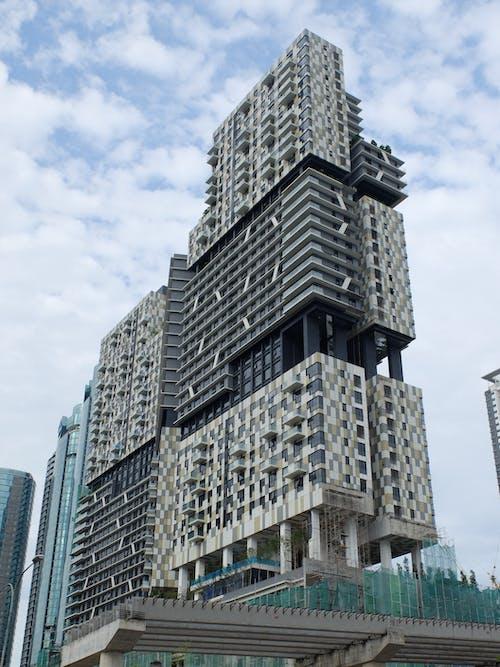 Foto d'estoc gratuïta de edifici modern de la ciutat